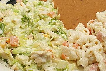comidas Ensalada de pollo