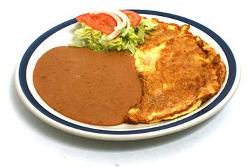 Desayunos Omelette